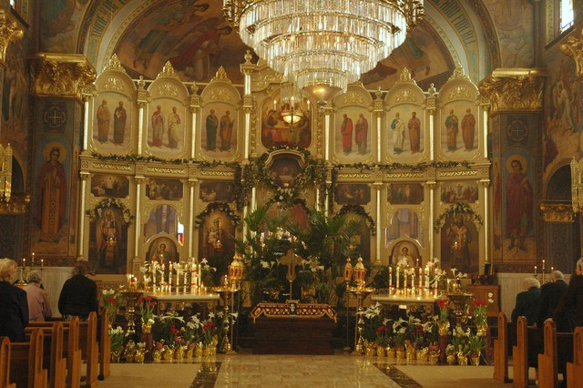 St Theodosius Orthodox Cathedral Parish Life Events
